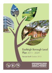 NEW Eastleigh Borough Local Plan 2011-2029