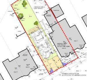 New dwelling planning permission Christchurch