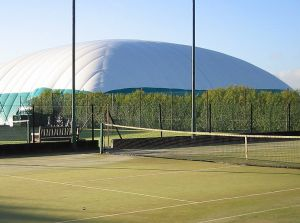 West Hants Bournemouth tennis dome planning approval