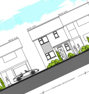 Approved at planning committee Canford Heath Poole
