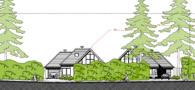 Appeal win Christchurch two detached garden site