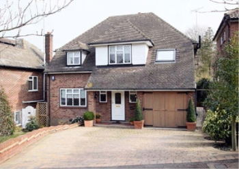 Epping Forest replacement dwelling before
