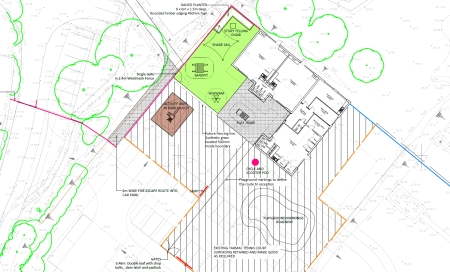 Avonbourne temporary planning permission Bournemouth