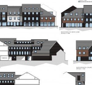 Christchurch change of use office to residential conversion approved