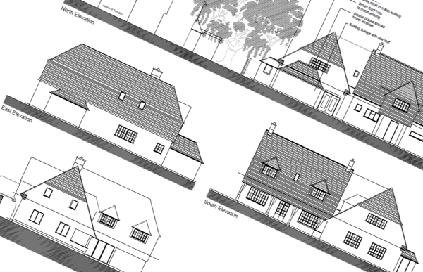 Planning approval Ringwood Ashley Heath extension