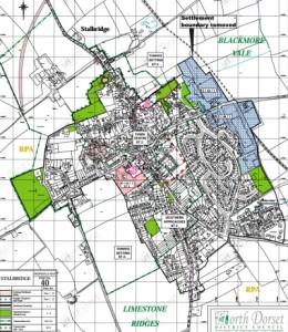 Stalbridge North Dorset development boundary deleted