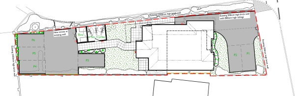 Castle Lane West planning consultants Bournemouth