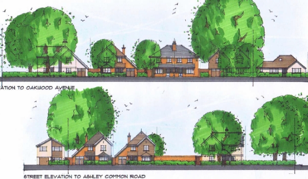 New Milton pub redevelopment approved planning consultants New Forest