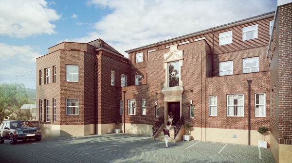 Bury Fields House Final planning consultants bournemouth