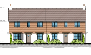Walkford Christchurch two dwellings planning consultant Bournemouth
