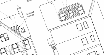 Dormer window approved planning consultants Bournemouth