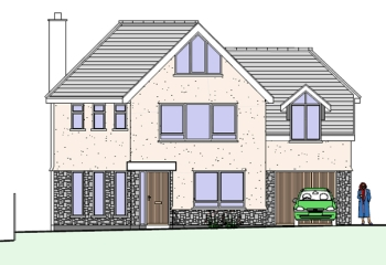 Planning approval plot split planning consultants poole