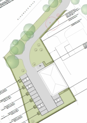 Church hall planning st leonards planning consultant dorset