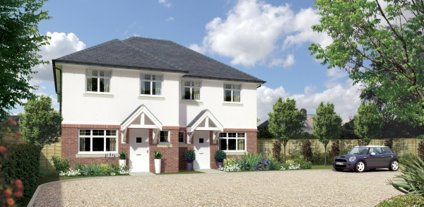 Rosemary road semi-detached approval planning consultants Bournemouth