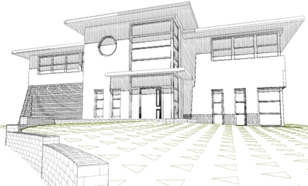 Approved Replacement dwelling in Branksome Park conservation area planning consultant Dorset