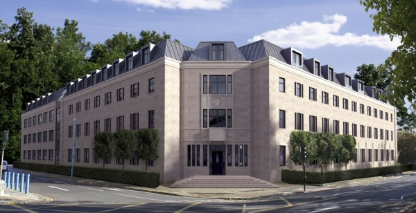 Poole Police Station conversion planning consultants Poole