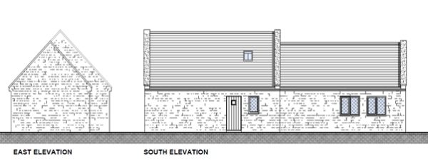Approved dwelling corfe castle planning consultant purbeck