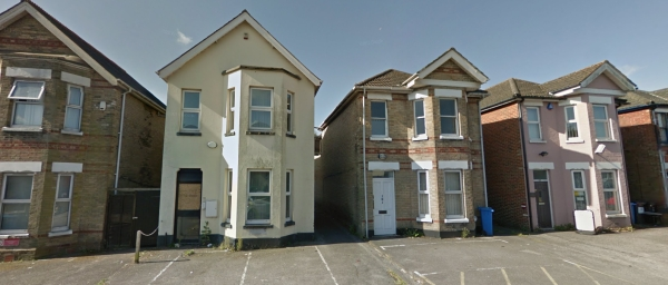 Ashley Road flats planning approval planning consultant Poole