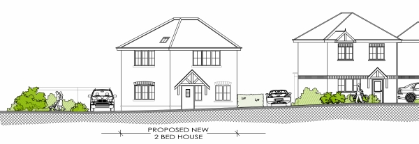 Glenville Road Highcliffe appeal planning consultant Dorset