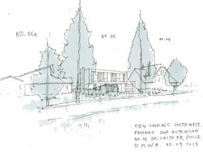 Dalkeith planning approval Poole planning consultants Bournemouth