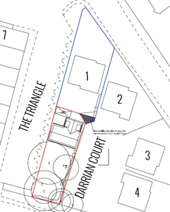 Darrian Court planning approval planning consultants bournemouth