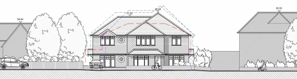 Highcliiffe town houses planning consultants Bournemouth