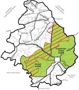 North Dorset AONB planning consultants Dorset