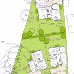 Appeal three houses canford cliffs planning consultant Bournemouth