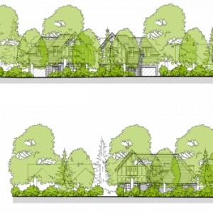 Appeal three houses canford cliffs planning consultant dorset