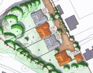 Gorse Bank planning approval planning consultant Bournemouth