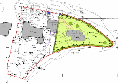 Branksome Park plot split planning consultant Poole