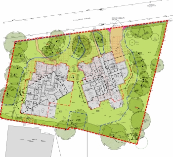 Lilliput Road approved 20 units planning consultant bournemouth