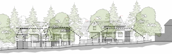 Lilliput Road approved 20 units planning consultant poole