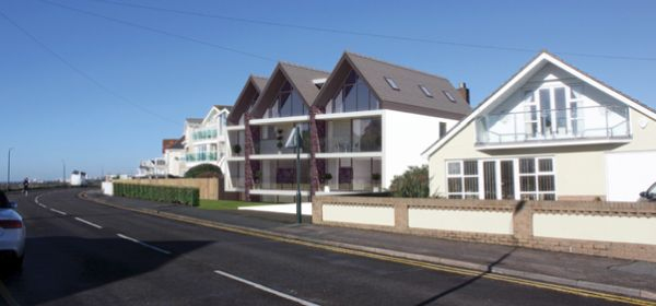 Southbourne Overcliff Drive