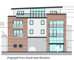 Approved: 10 flats in Poole town centre with reduced contributions