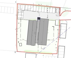 Approved: 12-unit residential development in Branksome Park, Poole