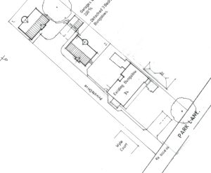 Approved: two new bungalows on rear garden in Salisbury, Wiltshire