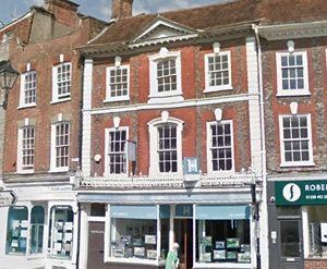 Approved: certificate of lawful use for flat in Blandford Forum listed building