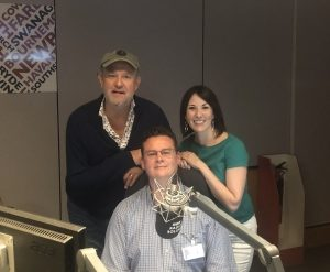 "Darryl Howells appears on BBC Radio Solent ""Ask the Expert"""