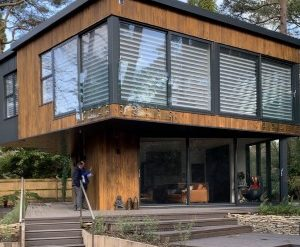 Approved: zero-carbon house near Evening Hill, Poole