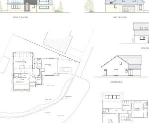 Won on appeal: alterations and extension to bungalow in Bournemouth