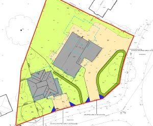 Approved: Plot severance and new dwelling in Queen's Park, Bournemouth
