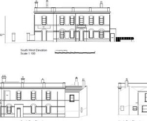 Approved: planning and listed building consent for works to listed building in Portland