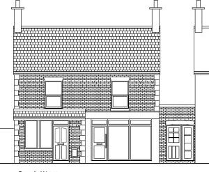Approved: alterations to a shopfront in Christchurch