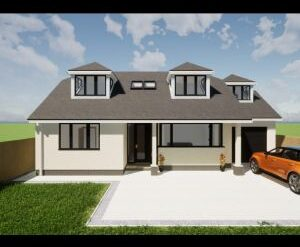 Approved: replacement house in Christchurch, Dorset