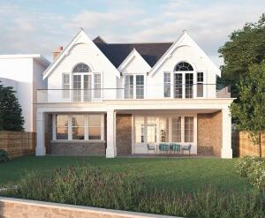Approved: replacement house in Lilliput, Poole